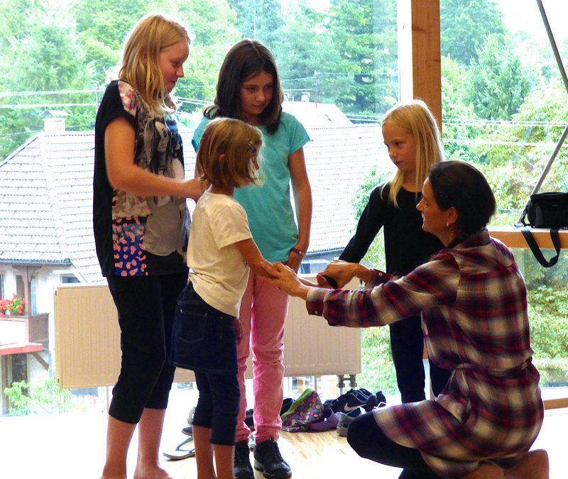"""Sommerferienprogramm 2017 """"Theaterkurs für Kids"""""""