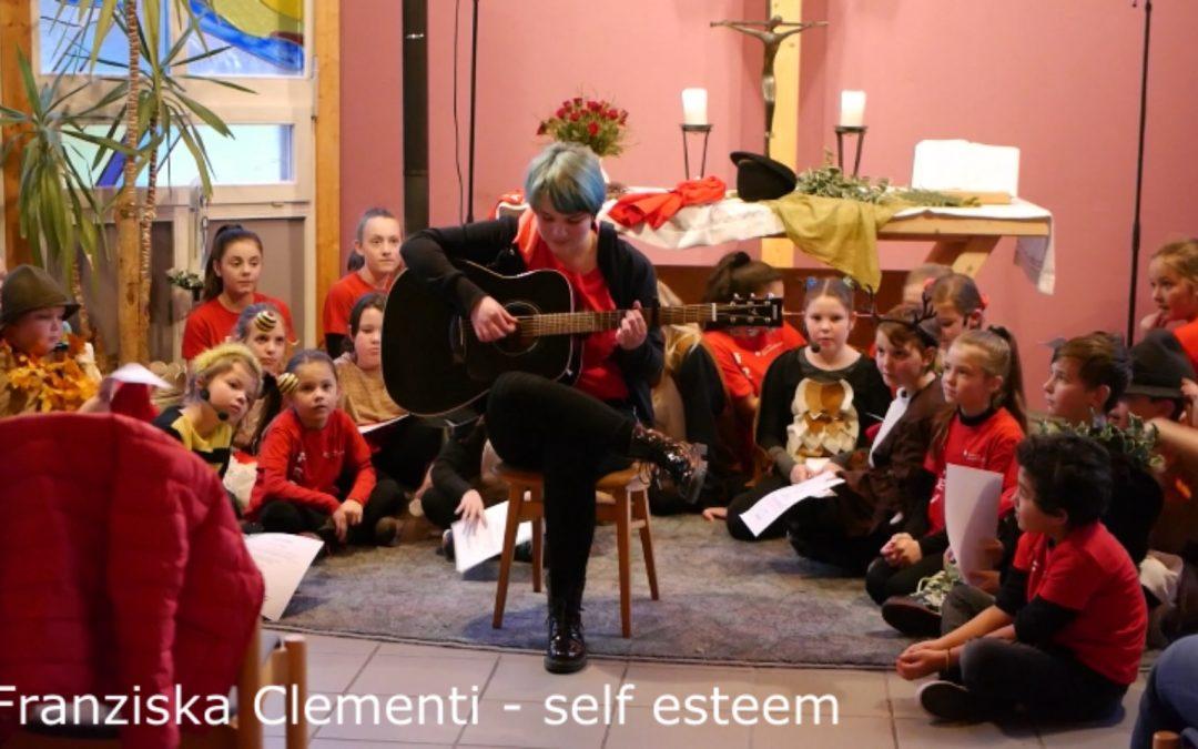 Franziska Clementi – self esteem