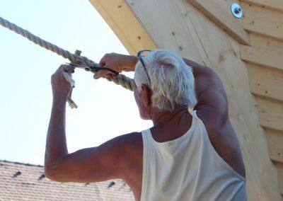 Segel, Seile, Gangway… Die Details sind wichtig!