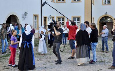 SWR Fernsehen filmt für Landleben 4.0