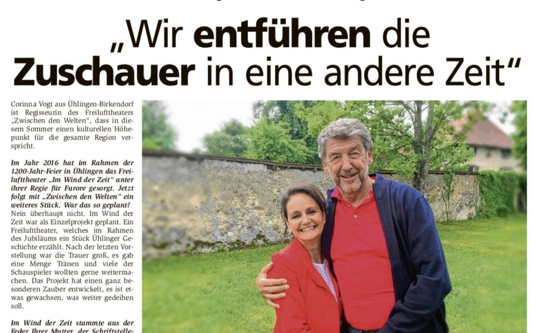 Hochrheinanzeiger und  Hochschwarzwaldkurier, 24. April 2019