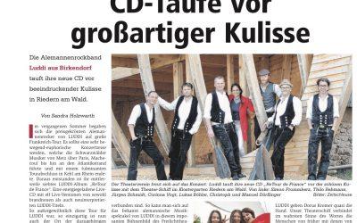 Hochrheinanzeiger, 26. Juni 2019