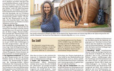 Südkurier, 10. August 2019