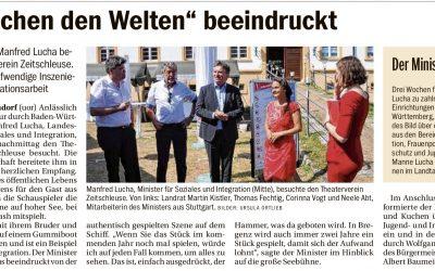 Südkurier, 3. August 2019