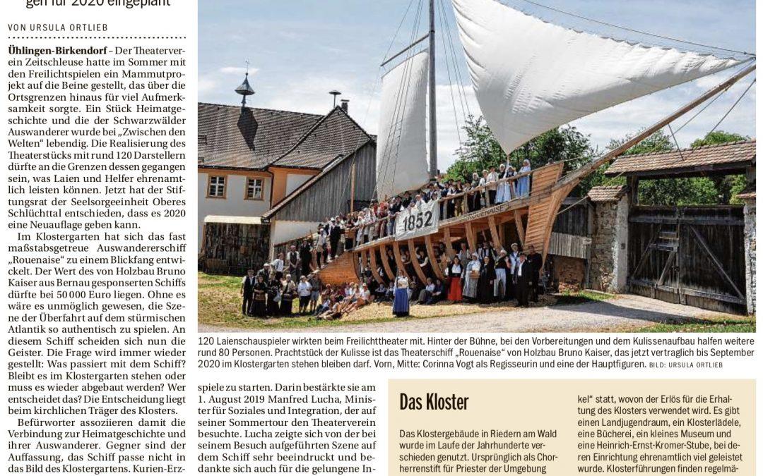Südkurier, 23. September 2019