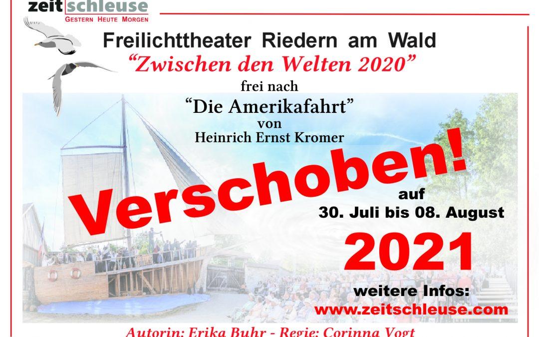 """Aus """"Zwischen den Welten 2020"""" wird """"Zwischen den Welten 2021"""""""