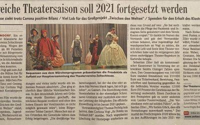 Badische Zeitung, 25. August 2020