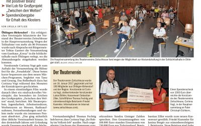 Südkurier, 13. August 2020